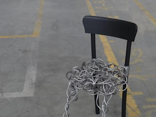Recycled chair. van Robert van den Herik