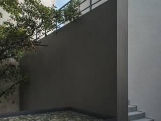 Komplette Aussenanlage im Taunus Moderner Garten von Ecologic City Garden - Paul Marie Creation Modern