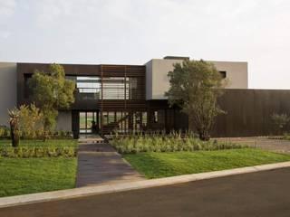 Aussenanlage in Luxemburg Moderner Garten von Ecologic City Garden - Paul Marie Creation Modern