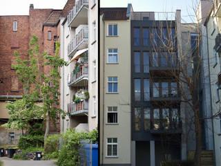 Verdichtung:   von m_b architektur