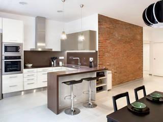 GPA Gestión de Proyectos Arquitectónicos  ]gpa[®が手掛けたキッチン,