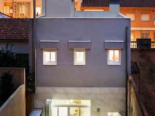 Casas de estilo  por GPA Gestión de Proyectos Arquitectónicos  ]gpa[®