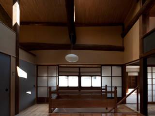 左京の町家 クラシカルスタイルの 玄関&廊下&階段 の アトリエ・ブリコラージュ一級建築士事務所 クラシック