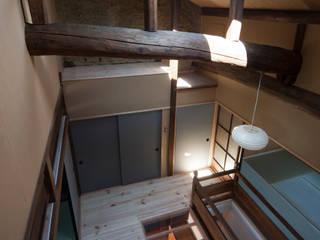 左京の町家 クラシックデザインの 多目的室 の アトリエ・ブリコラージュ一級建築士事務所 クラシック