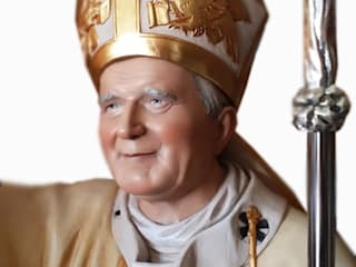 Giovanni Paolo II:  in stile  di Stefano Ilvenni