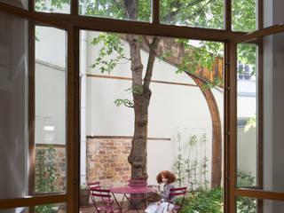 MAISON Z Fenêtres & Portes modernes par Atelier architecture située Moderne