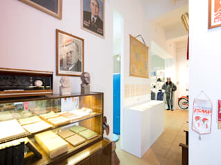 Museos de estilo  de dziurdziaprojekt