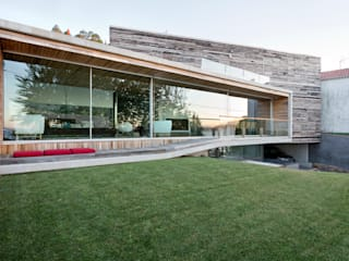 Dezanove House Inaki Leite Design Ltd. Modern houses