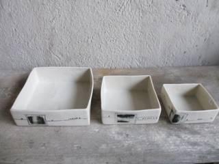 Collection Wabi Sabi:  de style  par Atelier céramique
