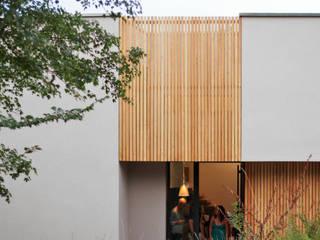 Modern houses by BIENSÜR Architecture Modern