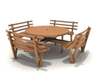 piknik masası keban çocuk oyun parkları san tic Klasik