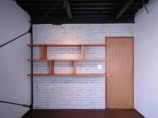元町の家 オリジナルデザインの リビング の 株式会社エキップ オリジナル