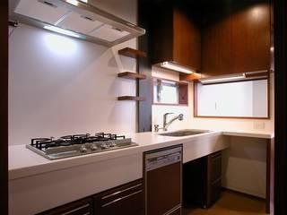 元町の家 オリジナルデザインの キッチン の 株式会社エキップ オリジナル