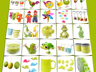 Spring is in the air van Groothandel in decoratie en lifestyle artikelen Landelijk