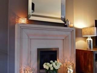 Modern classic scheme:   by Sarah Gordon Home
