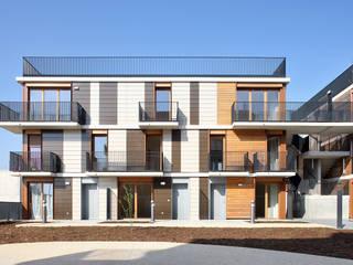 70 logements collectifs:  de style  par GELIN  LAFON