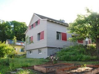 Einfamilienhaus Corti:   von Sandri Architekten