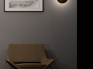 Wall Lamp dics by Intuerilight Сучасний