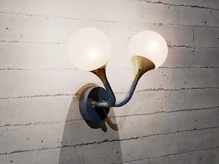 Wall Lamp Wall Duo por Intuerilight Moderno