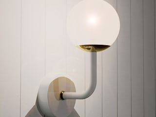 Wall Lamp Wall One por Intuerilight Moderno
