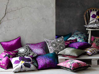 Lauraloves Luxury Cushions:   by Lauraloves