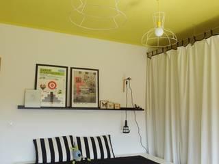 NaNovo Eclectic style bedroom