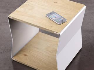 Accessoires design en bois 100% Made in France par Atelier Hugo Delavelle Moderne
