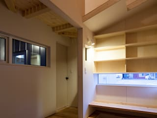 Modern style bedroom by 一級建築士事務所 Atelier Casa Modern