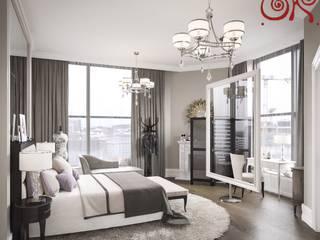 Modern Bedroom by Дизайн студия Ольги Кондратовой Modern