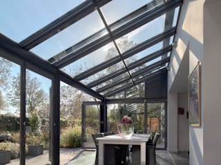 Solarlux GmbH Modern style conservatory
