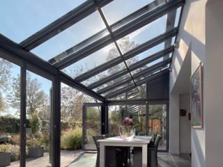 Solarlux GmbH Jardines de invierno modernos
