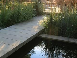 A travers les saisons Moderne Pools von Ecologic City Garden - Paul Marie Creation Modern