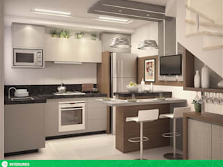 Кухни в . Автор – studio vtx, Модерн