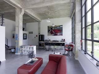 Lofts - Tuchfabrik Hauser - Architektur Industriale Küchen