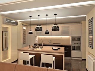 Kitchen by Aledoconcept