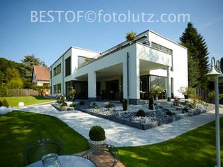 """Haus """"B"""" Hauser - Architektur Minimalistische Häuser"""