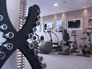 Home Gym:  Gym by Raw Corporate Health
