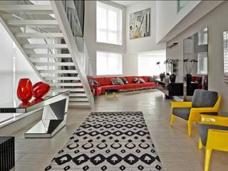 Cassio Gontijo Arquitetura e Decoração Living room