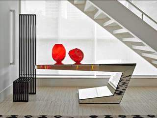 de Cassio Gontijo Arquitetura e Decoração Moderno