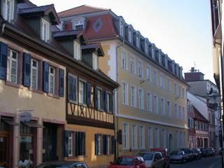Sanierung Wohn-und Geschäftshaus in Offenburg:  Häuser von Freier Architekt Herbert FRANZ