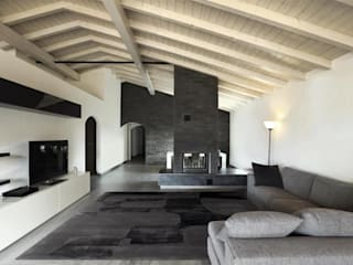 Various Cavalcanti installs:  Living room by Cavalcanti