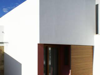 Volume della camera da letto: Camera da letto in stile  di Arch. Gianpiero Conserva