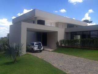 Cassio Gontijo Arquitetura e Decoração Casas de estilo moderno