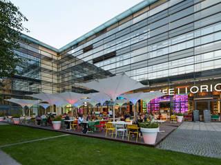 Projekt Refettorio - München:  Gastronomie von MDT Sonnenschutzsysteme GmbH
