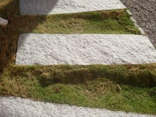 Jardin rustique par DECOR PEDRAS PISOS E REVESTIMENTOS Rustique