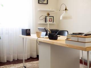 MUDA Home Design Scandinavian style study/office
