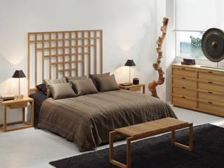 Dormitorios:  de estilo  de Jardín de Teca