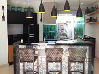 Casa 1 Salas de jantar modernas por ESTÚDIO danielcruz Moderno