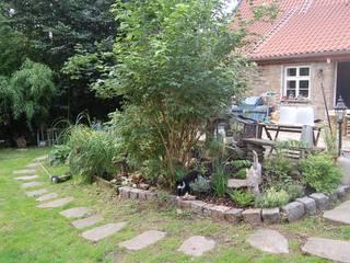 Landelijke tuinen van Stuccolustro Landelijk