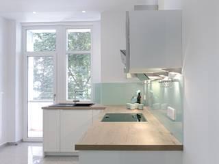 'Altbau Umbau' #Stuttgart Moderne Küchen von Beck Architekten Modern